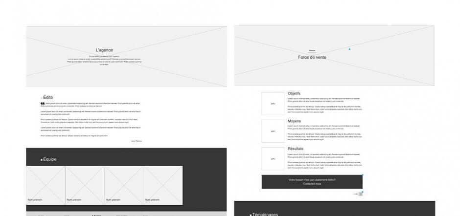 Lab Digit Production - Expérience utilisateur - Projet Magnitude