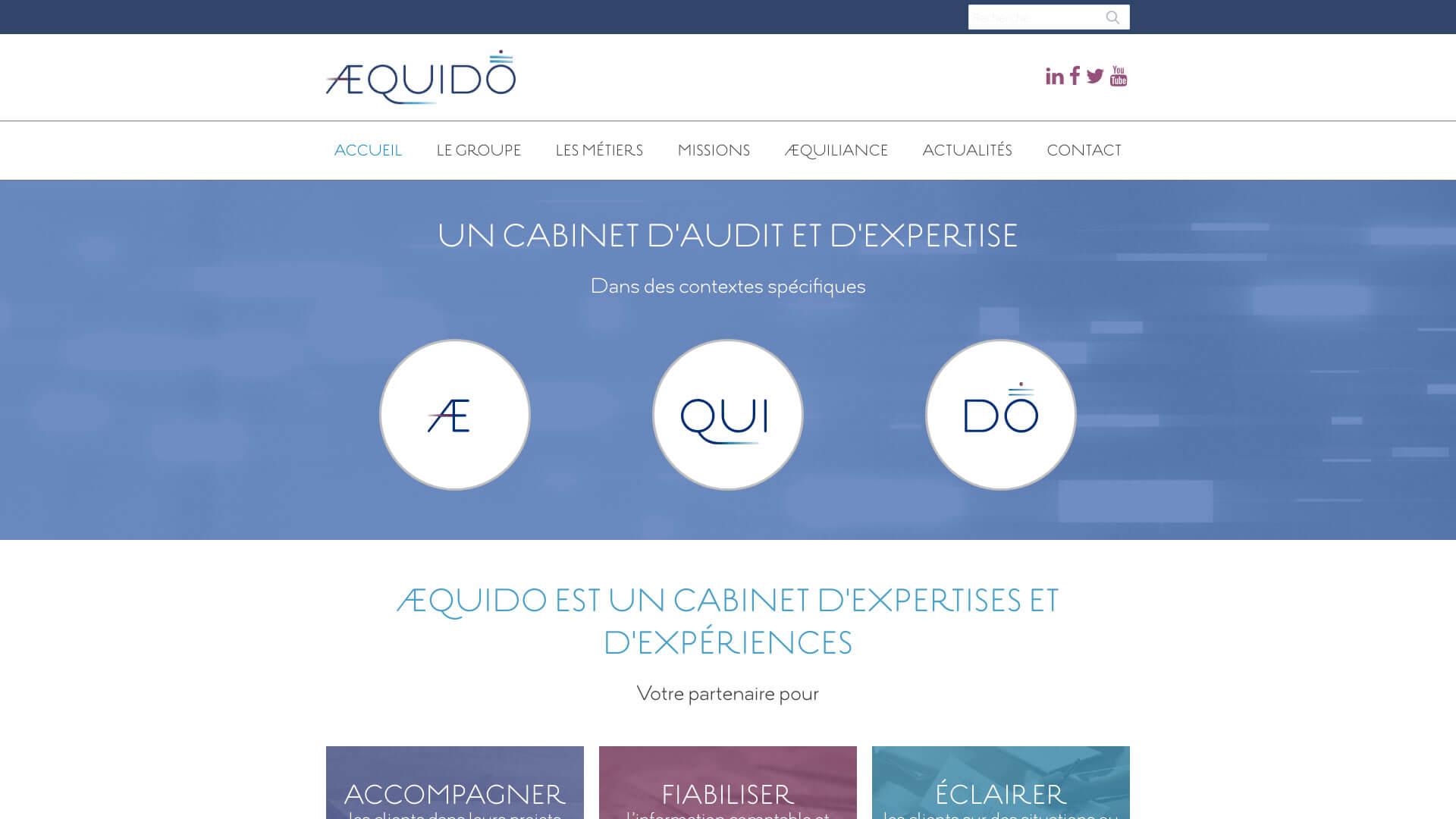 Aequido - Cabinet d'audit et d'expertise